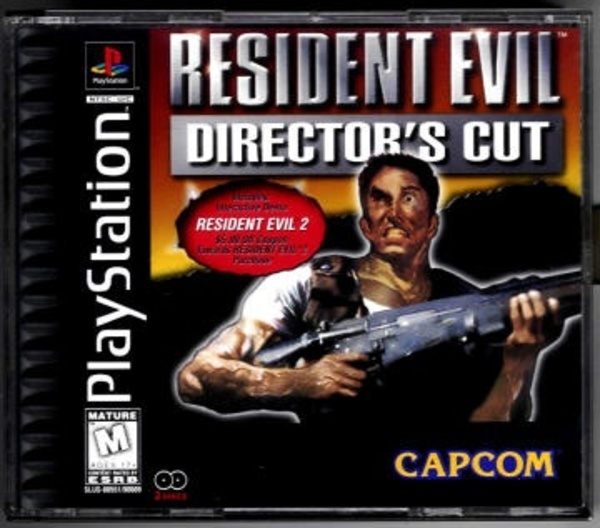 Cover zu Resident Evil: Director's Cut