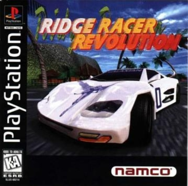 Cover zu Ridge Racer Revolution