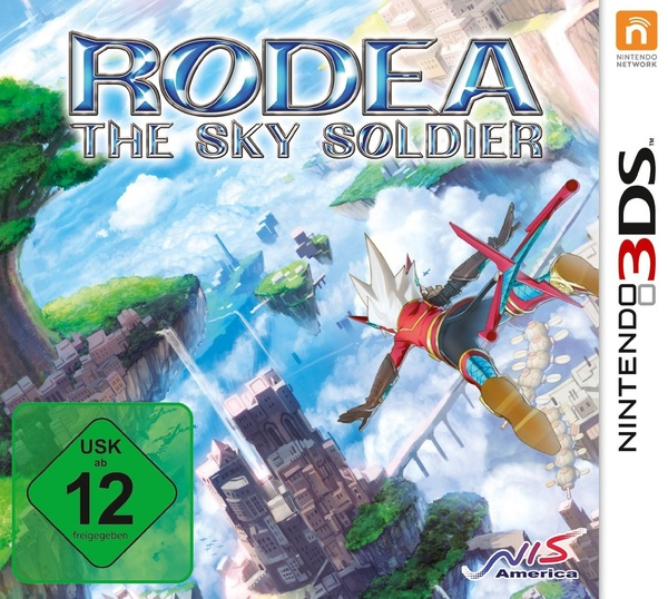 Cover zu Rodea The Sky Soldier
