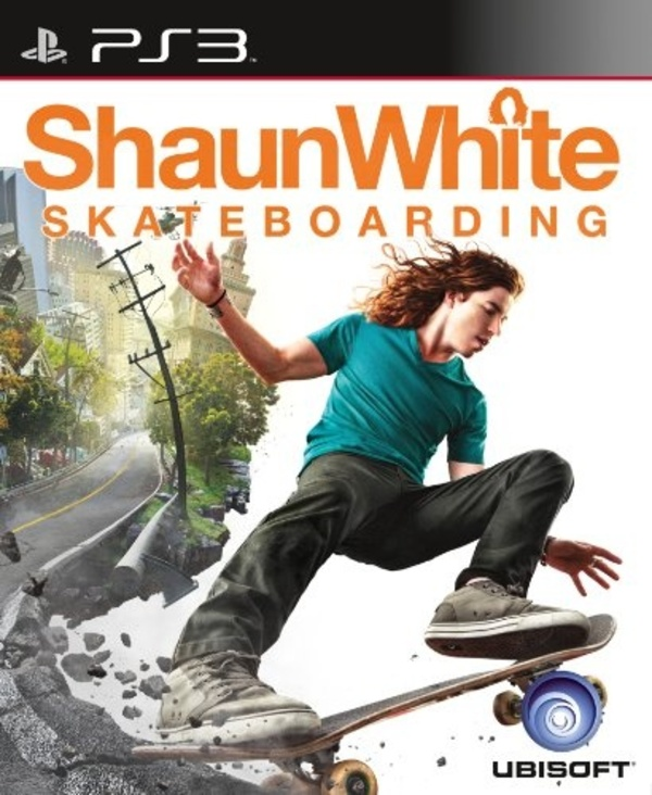 Cover zu Shaun White Skateboarding