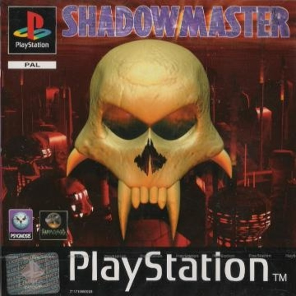 Cover zu Shadow Master