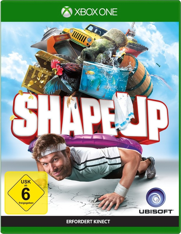 Cover zu Shape Up