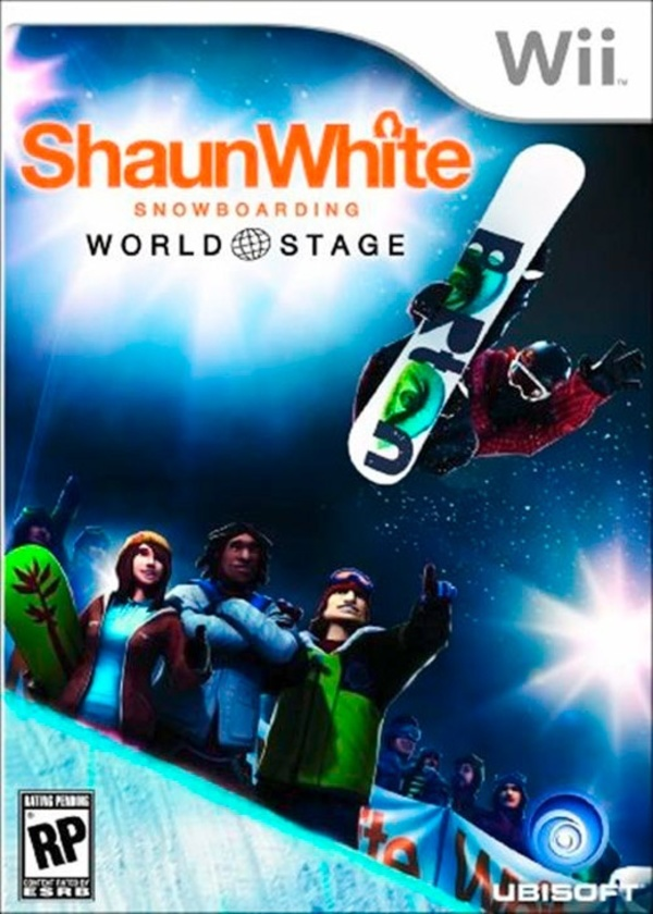 Cover zu Shaun White Snowboarding: World Stage