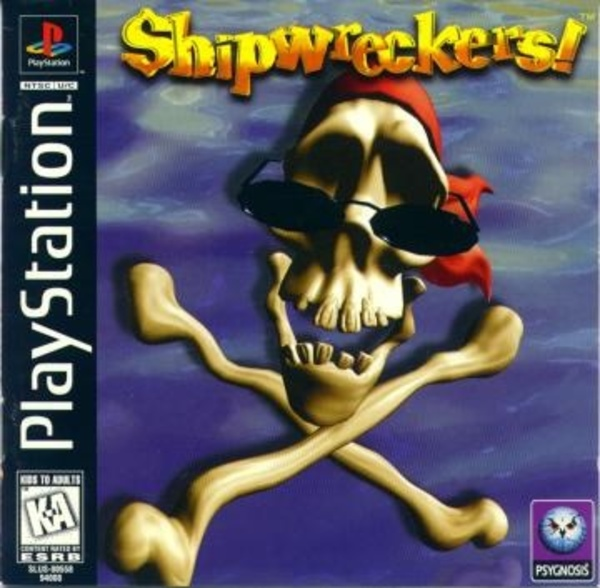 Cover zu Shipwreckers!