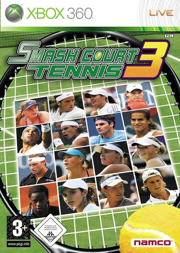 Cover zu Smash Court Tennis 3