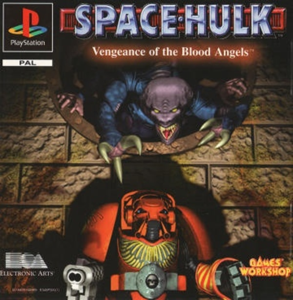 Cover zu Space Hulk: Vengeance of the Blood Angels
