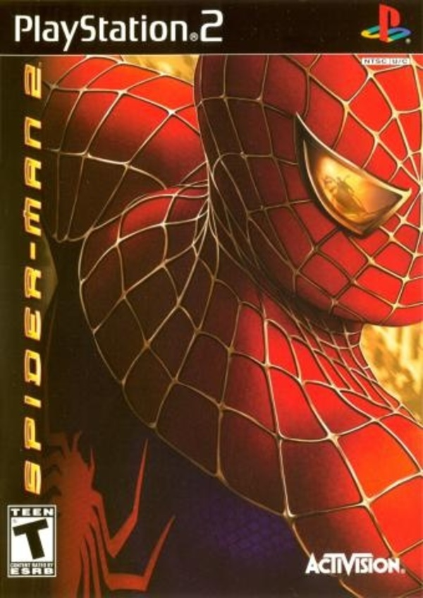 Cover zu Spider-Man 2