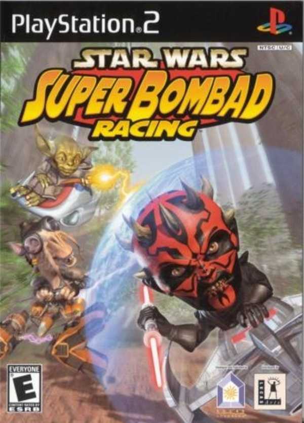 Cover zu Star Wars: Super Bombad Racing
