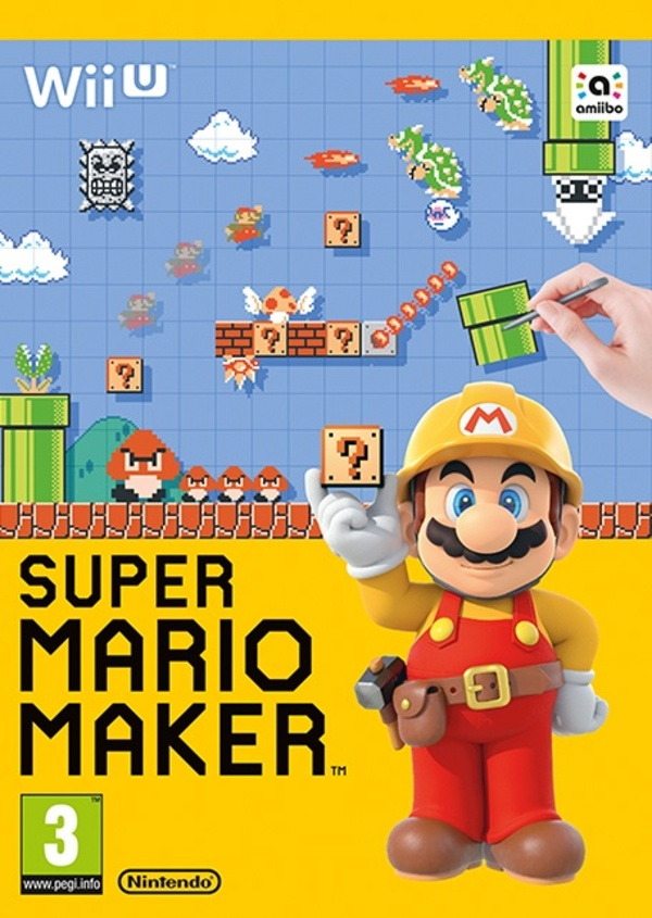 Cover zu Super Mario Maker