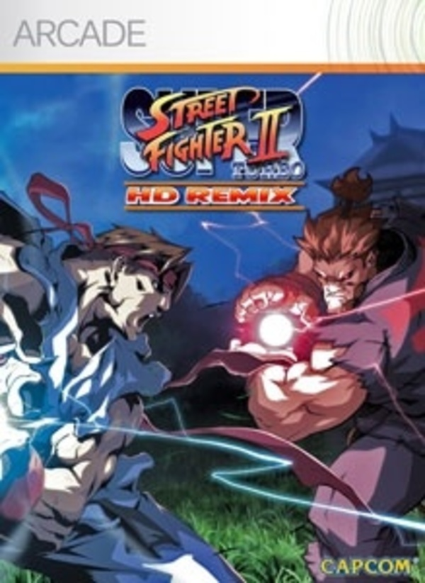 Cover zu Super Street Fighter II Turbo HD Remix