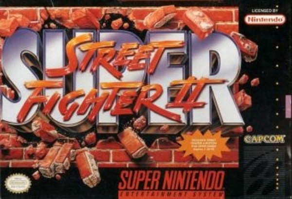 Cover zu Super Street Fighter II
