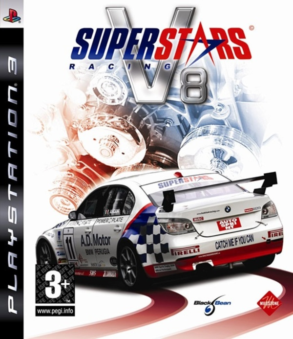 Cover zu Superstars V8 Racing