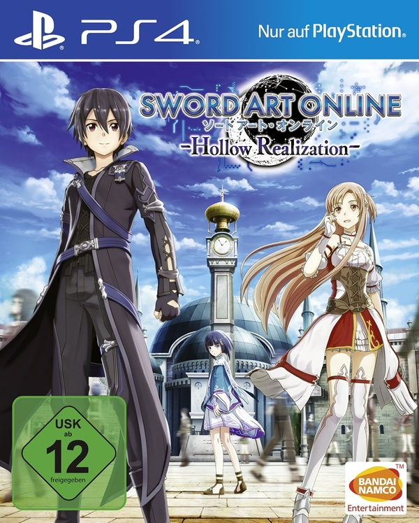 Cover zu Sword Art Online: Hollow Realiziation