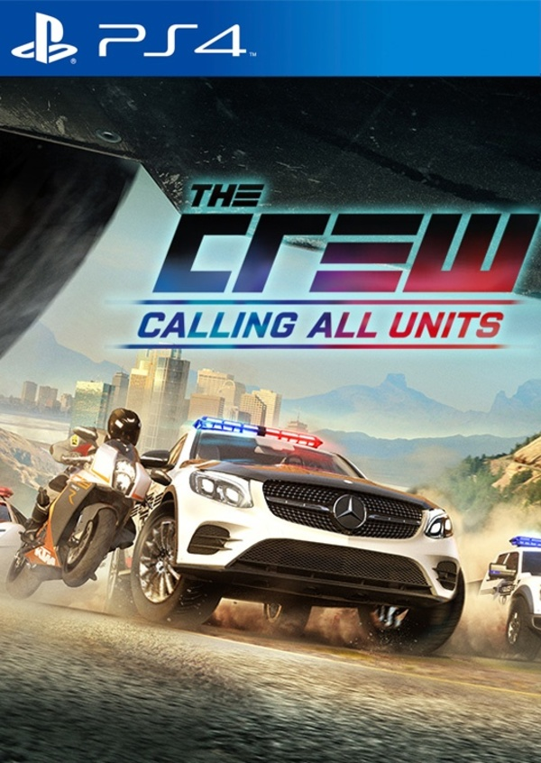 Cover zu The Crew: Calling All Units