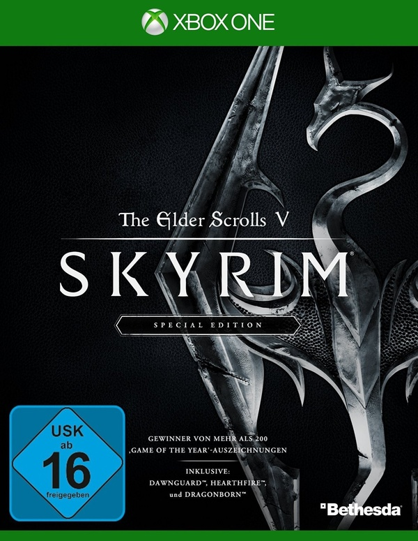 Cover zu The Elder Scrolls 5: Skyrim - Special Edition