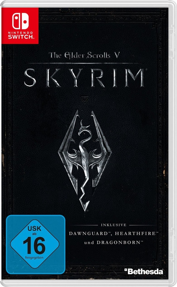 Cover zu The Elder Scrolls 5: Skyrim