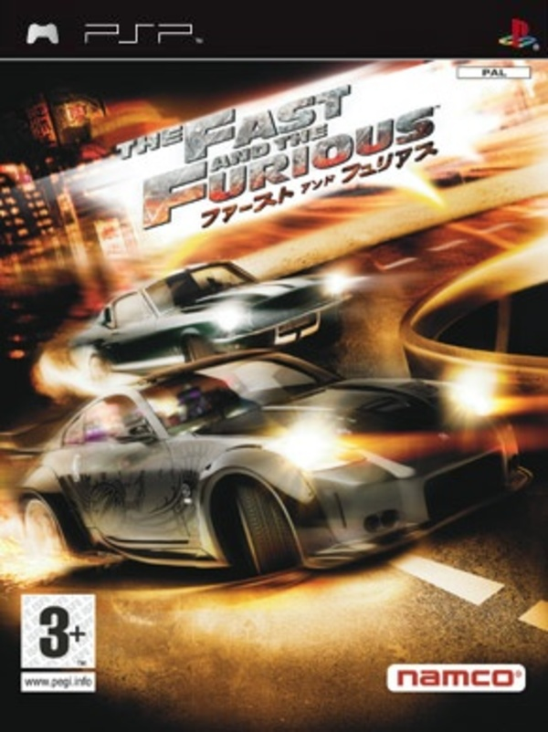 Cover zu The Fast and the Furious: Tokyo Drift