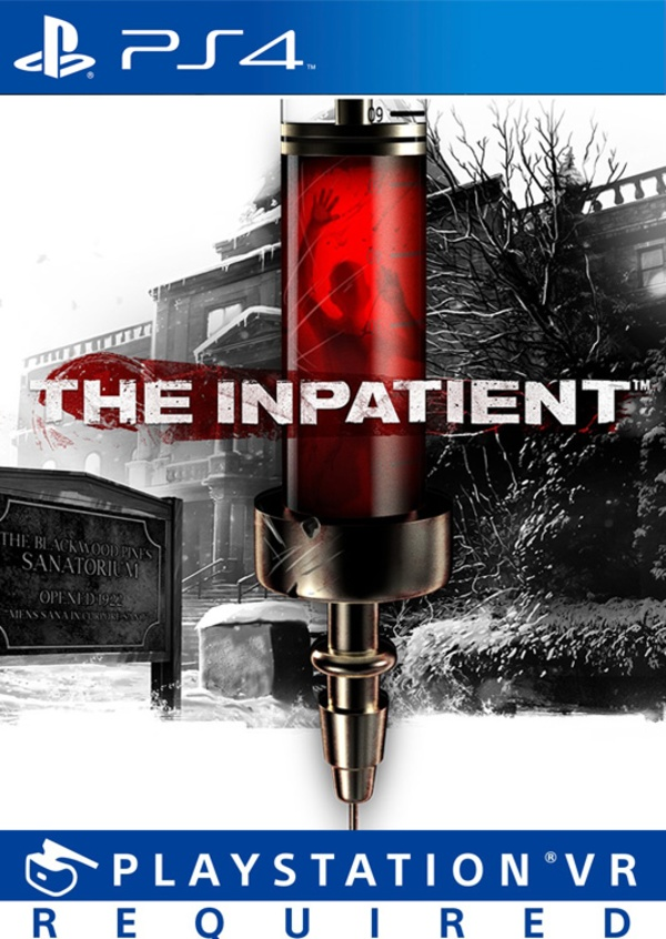 Cover zu The Inpatient