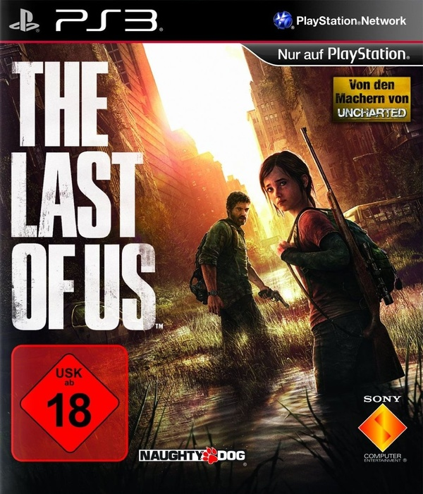 Cover zu The Last of Us
