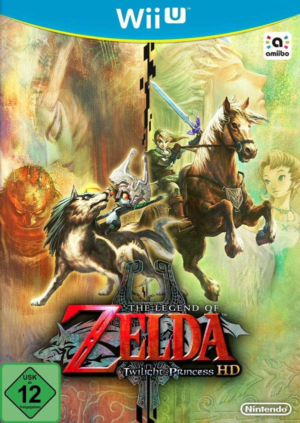 Cover zu The Legend of Zelda: Twilight Princess HD