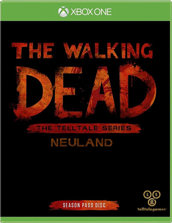 Cover zu The Walking Dead: Season 3 - A New Frontier