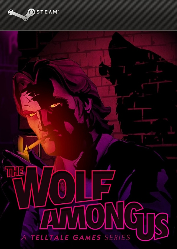 Cover zu The Wolf Among Us - Episode 1
