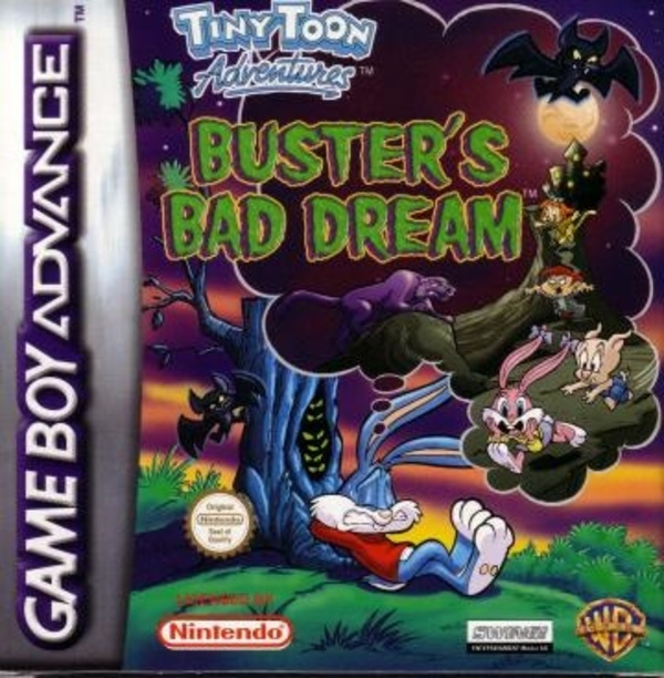Cover zu Tiny Toon Adventures: Buster's Bad Dream
