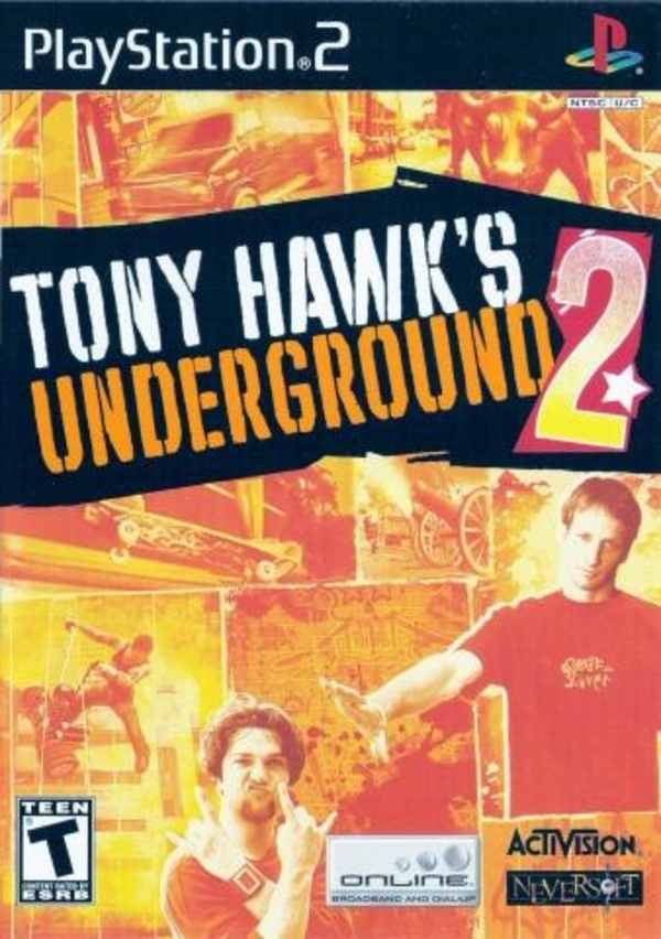Cover zu Tony Hawk's Underground 2
