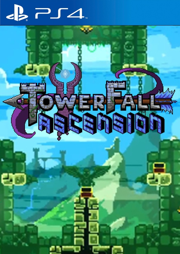 Cover zu TowerFall Ascension