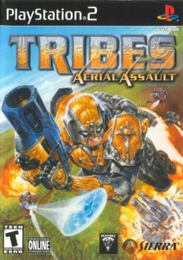 Cover zu Tribes: Aerial Assault
