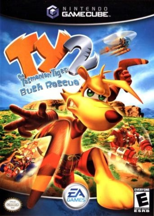 Cover zu TY the Tasmanian Tiger 2: Bush Rescue