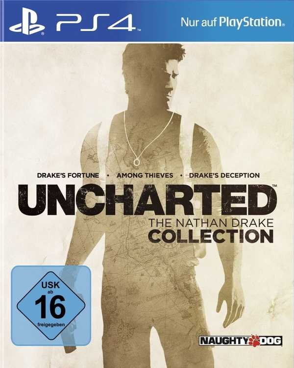 Cover zu Uncharted: The Nathan Drake Collection