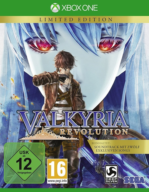 Cover zu Valkyria Revolution