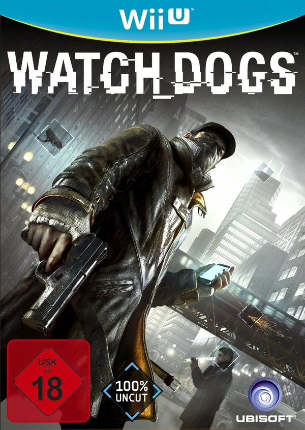 Cover zu Watch Dogs