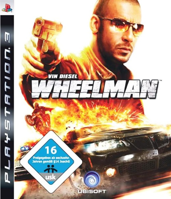 Cover zu Wheelman