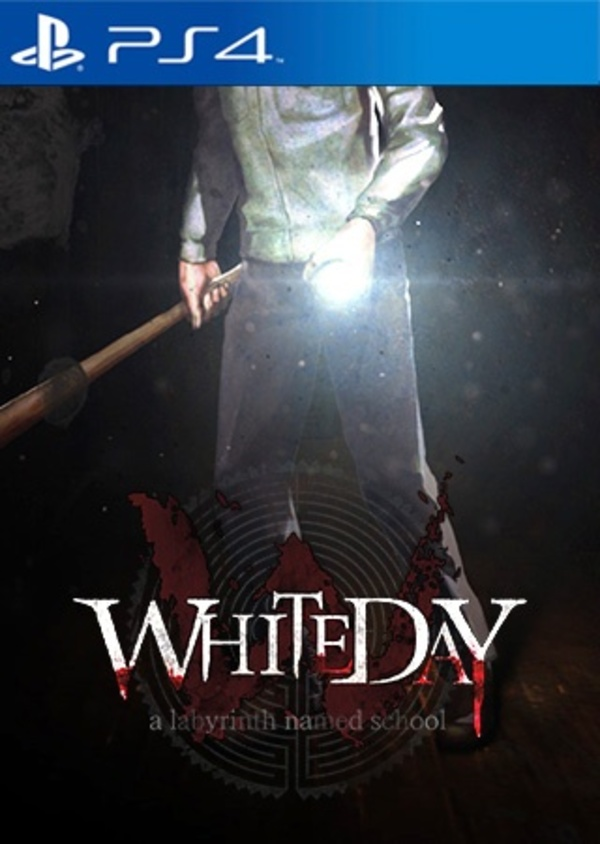 Cover zu White Day: A Labyrinth Named School