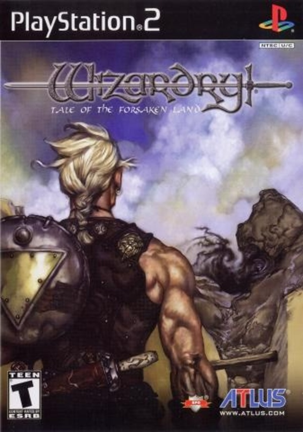 Cover zu Wizardry: Tale of the Forsaken Land