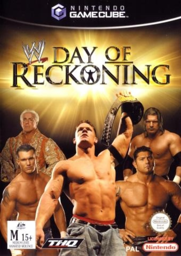 Cover zu WWE Day of Reckoning