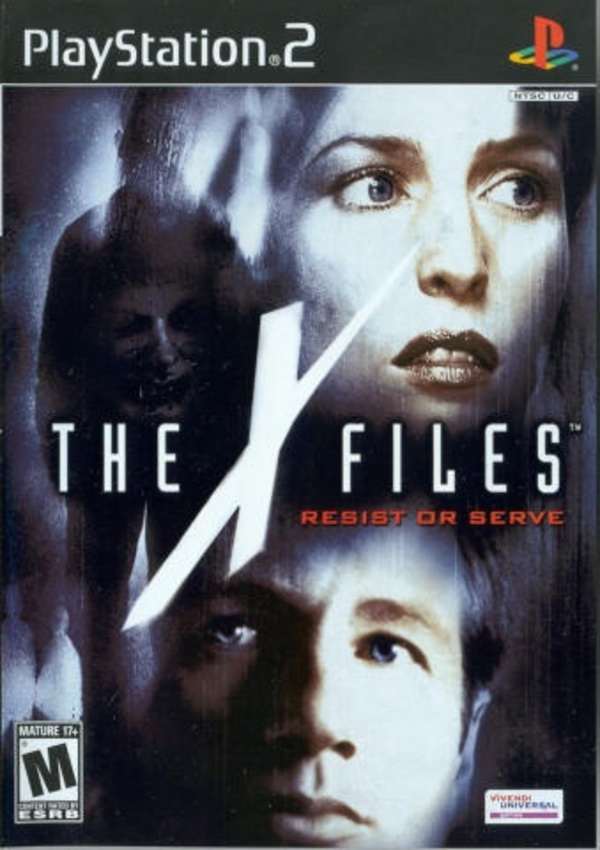 Cover zu The X-Files: resist or Serve