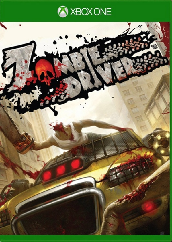 Cover zu Zombie Driver Ultimate Edition