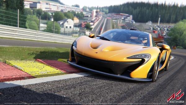 Screenshot zu Assetto Corsa (PS4) - Screenshots der Konsolen-Version