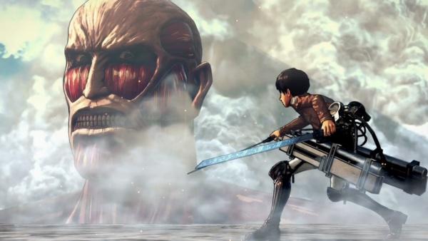 Screenshot zu Attack on Titan 2 (PS4) - Screenshots