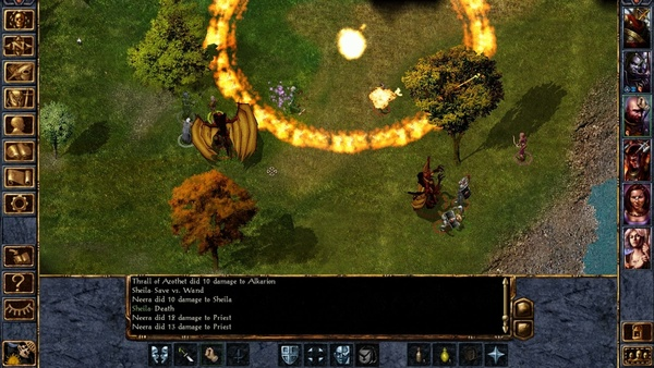 Screenshot zu Baldur's Gate: Enhanced Edition (Android) - Screenshots