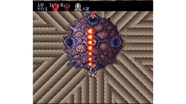 Screenshot zu Contra III: The Alien Wars SNES (SNES) -