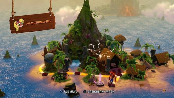 Screenshot zu Crash Bandicoot N. Sane Trilogy (PS4) - Screenshots