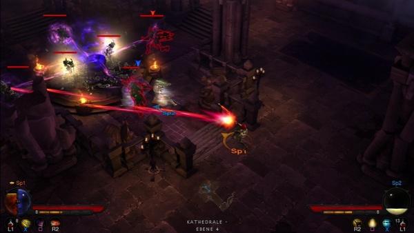 Screenshot zu Diablo 3 (Xbox 360) - Screenshots aus der Konsolenversion