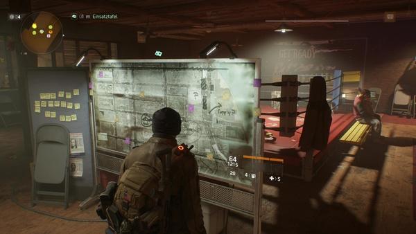 Screenshot zu Tom Clancy's The Division (PS4) - Screenshots