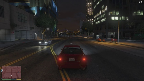 Screenshot zu Grand Theft Auto 5 (PS3) - Screenshots