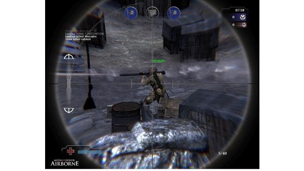 Screenshot zu Medal of Honor: Airborne (PS3) -
