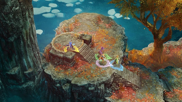 Screenshot zu Nine Parchments (Nintendo Switch) - Screenshots